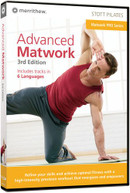 STOTT PILATES: ADVANCED MATWORK 3RD EDITION DVD