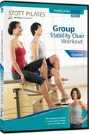 STOTT PILATES: GROUP STABILITY CHAIR DVD