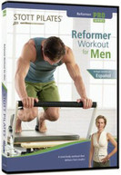 STOTT PILATES: REFORMER WORKOUT FOR MEN DVD