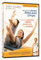 SECRET TO TONED ARMS BUNS & THIGHS (UK/FRE) DVD