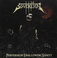 THIRD SOVEREIGN - PERVERSION SWALLOWING SANITY (UK) CD
