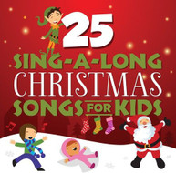 SONGTIME KIDS - 25 SING-A-LONG CHRISTMAS SONGS FOR KIDS CD
