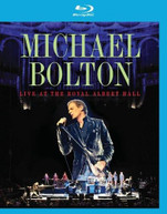 MICHAEL BOLTON - LIVE AT ROYAL ALBERT HALL BLURAY