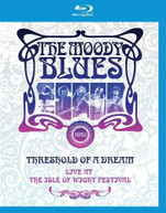 MOODY BLUES - LIVE AT THE ISLE OF WIGHT FESTIVAL / BLURAY