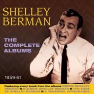 SHELLEY BERMAN - COMPLETE ALBUMS 1959-61 CD