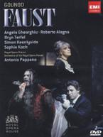 GOUNOD /  GHEORGHIU / ALAGNA / PAPPANO / MCVICAR - FAUST (2PC) DVD