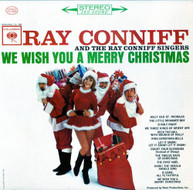 RAY CONNIFF - WE WISH YOU A MERRY CHRISTMAS (GATE) (LTD) VINYL