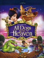 ALL DOGS GO TO HEAVEN (WS) BLURAY