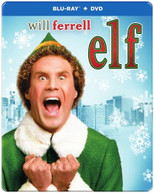 ELF: 10TH ANNIVERSARY (+DVD) (STEELBOOK) (TIN CASE) BLURAY