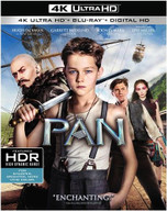 PAN (2 PACK) 4K BLURAY