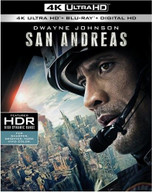 SAN ANDREAS (2 PACK) 4K BLURAY