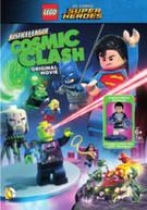 LEGO DC COMICS SUPER HEROES: JUSTICE LEAGUE BLURAY