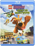 LEGO SCOOBY: HAUNTED HOLLYWOOD (WITH/OUT) (FIGURINE) BLURAY
