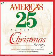 AMERICA'S 25 FAVORITE CHRISTMAS SONGS / VARIOUS CD