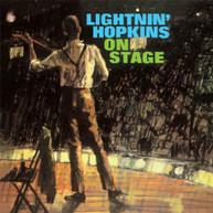 LIGHTNIN HOPKINS - LIGHTNIN HOPKINS ON STAGE (LTD) VINYL