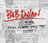 BOB DYLAN - REAL ROYAL ALBERT HALL 1966 CONCERT VINYL