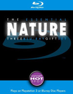 CHS ESSENTIAL BLURAY NATURE GIFT SET (2PC) (WS) BLURAY