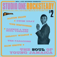 STUDIO ONE ROCKSTEADY - STUDIO ONE ROCKSTEADY 2: THE SOUL OF YOUNG - CD