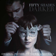 VARIOUS ARTISTS - FIFTY SHADES DARKER CD