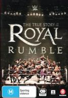 WWE: THE TRUE STORY OF THE ROYAL RUMBLE (2016) DVD