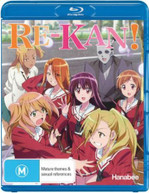 RE-KAN (2015) BLURAY