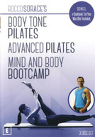 ROCCO SORACE'S: BODY TONE PILATES / ADVANCED PILATES / MIND AND BODY BOOTCAMP