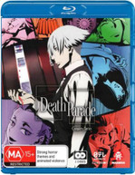 DEATH PARADE: COMPLETE SERIES (2015) BLURAY
