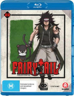 FAIRY TAIL: COLLECTION 22 (EPISODES 253-265) (2014) BLURAY