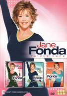 JANE FONDA TRIPLE PACK (2011) DVD