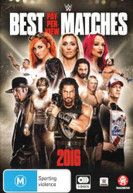 WWE: BEST PPV MATCHES 2016 (2016) DVD