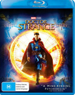 DOCTOR STRANGE (2016) BLURAY