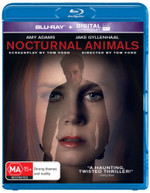 NOCTURNAL ANIMALS (2016) BLURAY