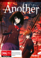 ANOTHER (BLU-RAY/DVD) (2012) BLURAY