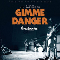 "VARIOUS ARTISTS - MUSIC FROM THE MOTION PICTURE ""GIMME DANGER"" - CD"