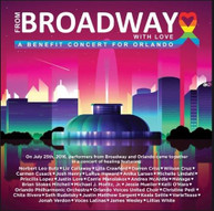 FROM BROADWAY WITH LOVE -BENEFIT CONCERT FOR ORLAND BLURAY