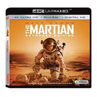 THE MARTIAN 4K BLURAY