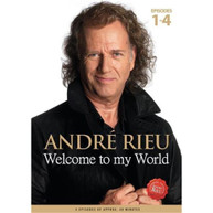 ANDRE RIEU - WELCOME TO MY WORLD, PART DVD.