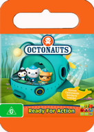 OCTONAUTS: READY FOR ACTION (2010) DVD.