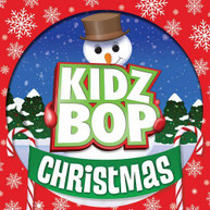 KIDZ BOP KIDS - KIDZ BOP CHRISTMAS CD.