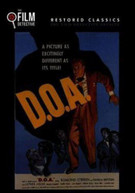 DOA (MOD) DVD.