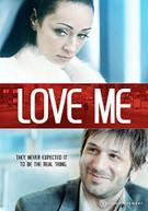 LOVE ME DVD.