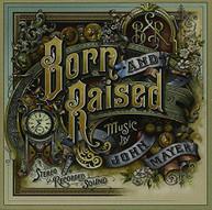 JOHN MAYER - BORN & RAISED CD.