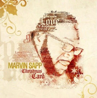 MARVIN SAPP - CHRISTMAS CARD CD.