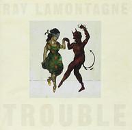 RAY LAMONTAGNE - TROUBLE CD.