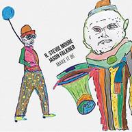 R STEVIE MOORE / JASON  FALKNER - MAKE IT BE VINYL
