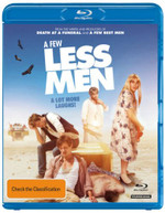 A FEW LESS MEN (BLU-RAY/UV) (IN CINEMA'S NOW - PRE ORDER TODAY) BLURAY
