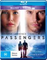 PASSENGERS (2016) (BLU-RAY/UV) (2016) BLURAY