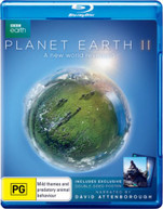 PLANET EARTH II (2016) BLURAY