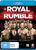 WWE: ROYAL RUMBLE 2017 (LIMITED EDITION) (2017) BLURAY