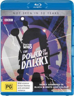 DOCTOR WHO: THE POWER OF THE DALEKS (2016) BLURAY